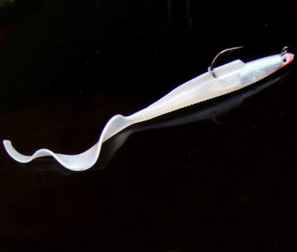 levrek avı silikon yem