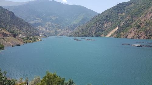 Kürtün Barajı /Gümüşhane